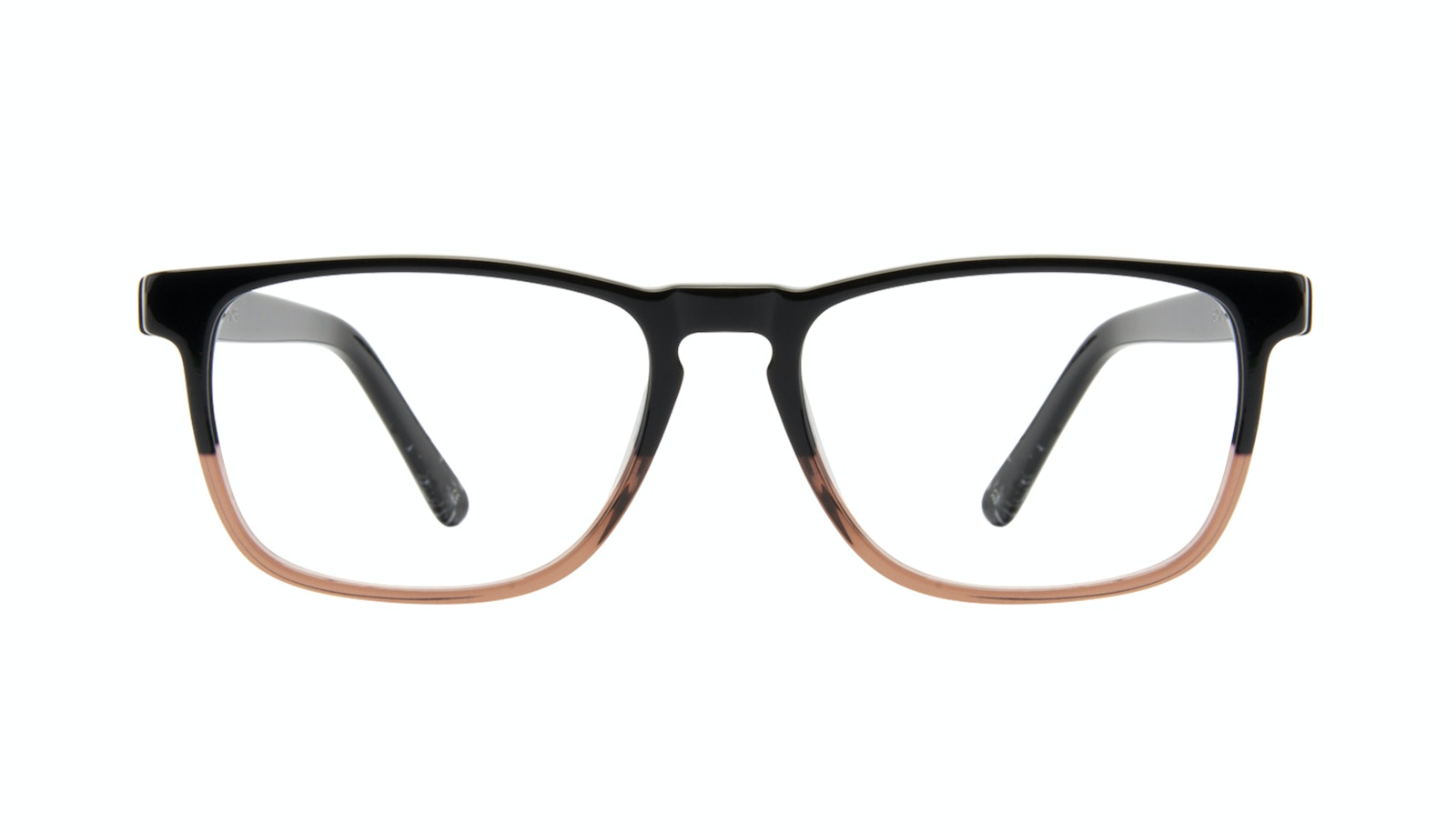 Affordable Fashion Glasses Rectangle Eyeglasses Men Loft Wood Terra