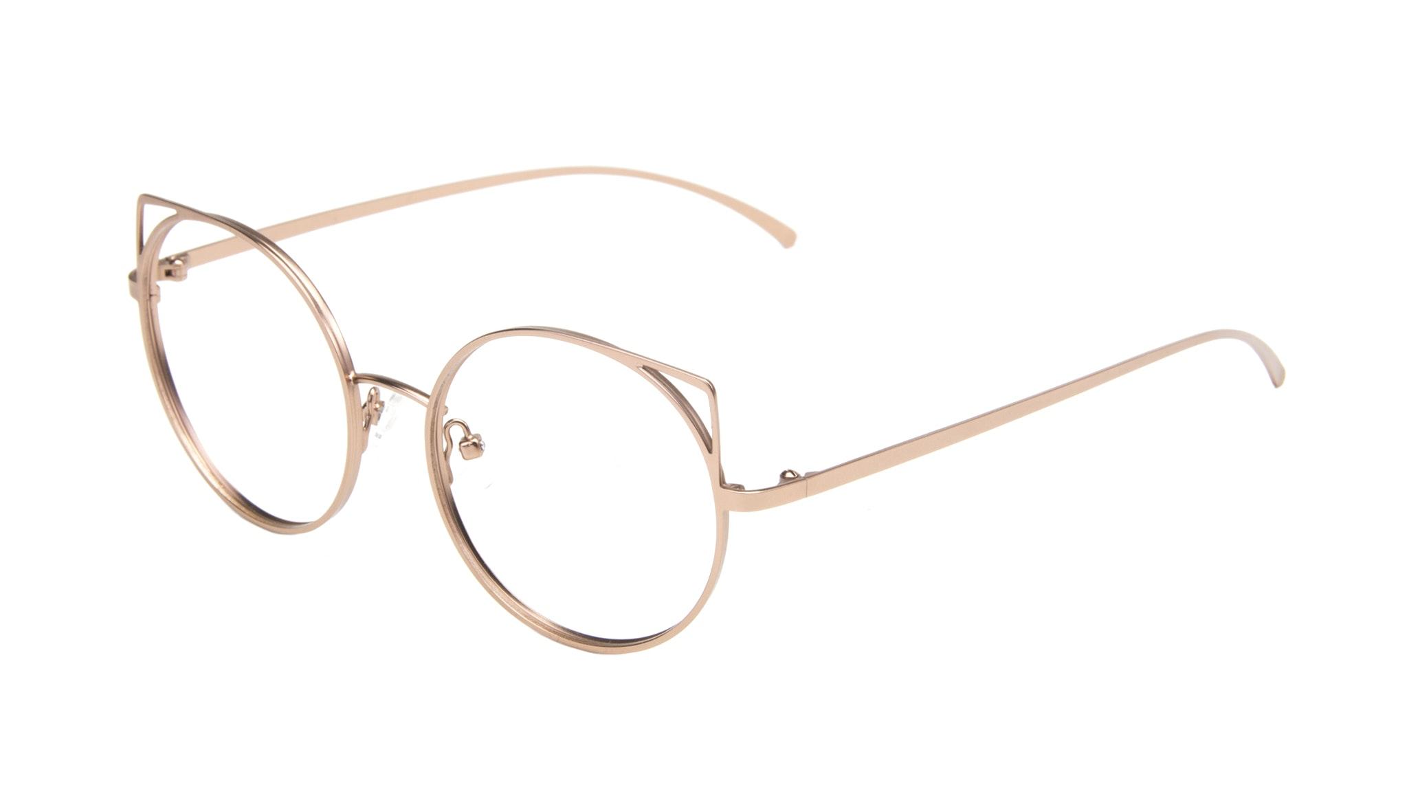 Affordable Fashion Glasses Cat Eye Round Eyeglasses Women Lolly Baby Britain Tilt