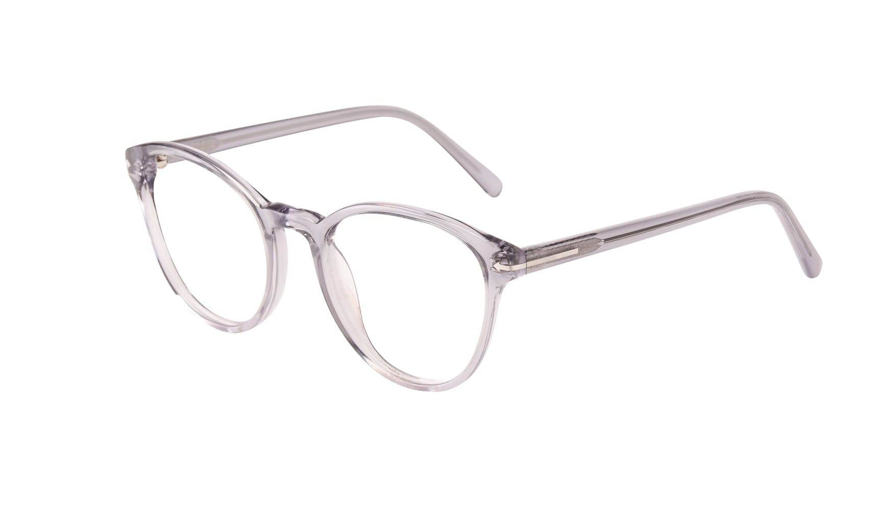 Affordable Fashion Glasses Round Eyeglasses Women London Fog Tilt