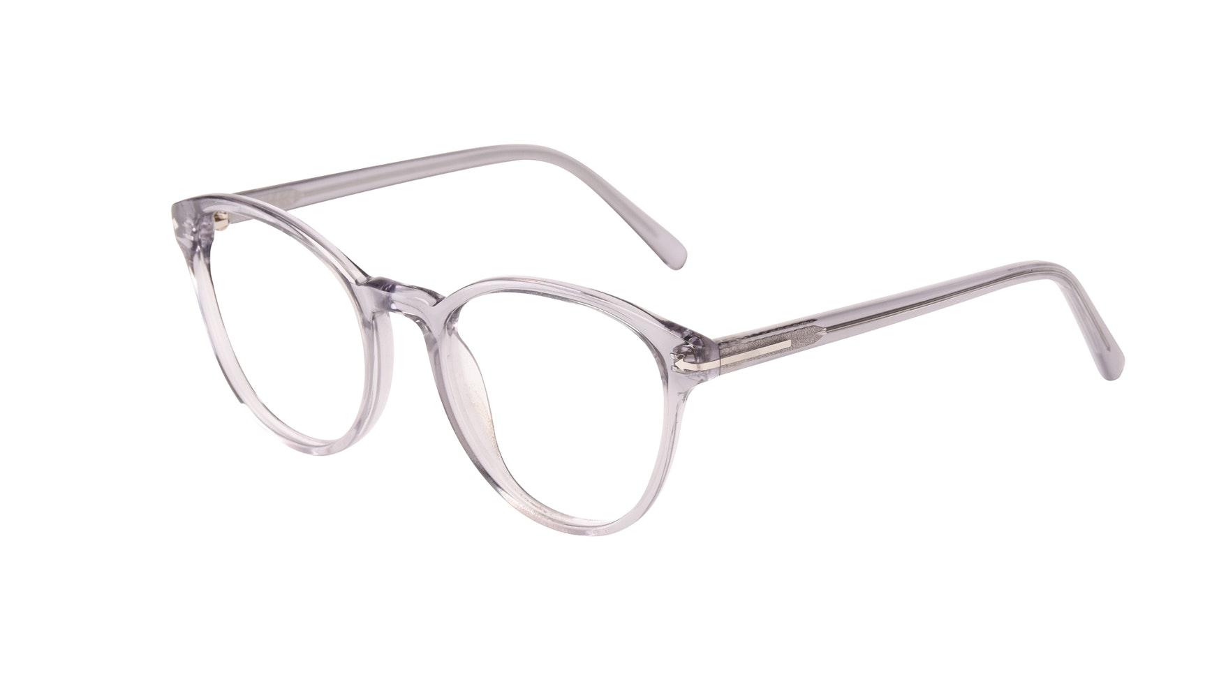 Affordable Fashion Glasses Round Eyeglasses Women London Fog Tilt