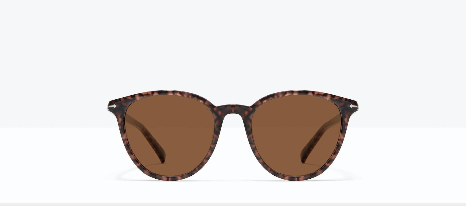 Affordable Fashion Glasses Round Sunglasses Women London Leo Front