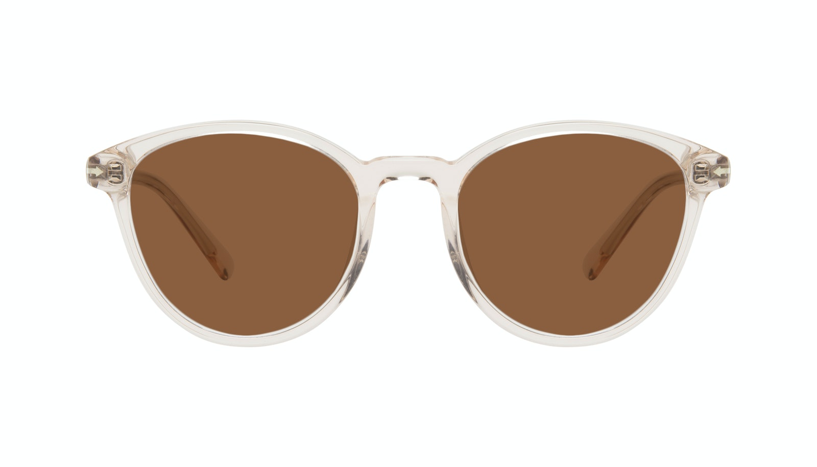 Affordable Fashion Glasses Round Sunglasses Women London Vanilla