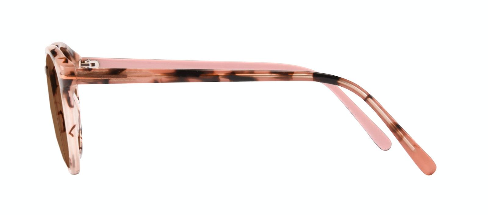 Affordable Fashion Glasses Round Sunglasses Women London Wisteria Side