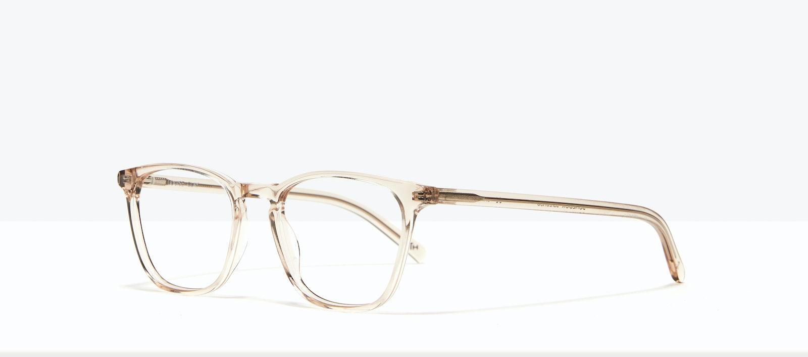 Affordable Fashion Glasses Square Eyeglasses Men Louise M Clay Tilt