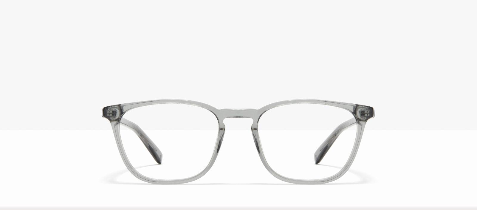 Affordable Fashion Glasses Square Eyeglasses Men Louise XL Storm Front