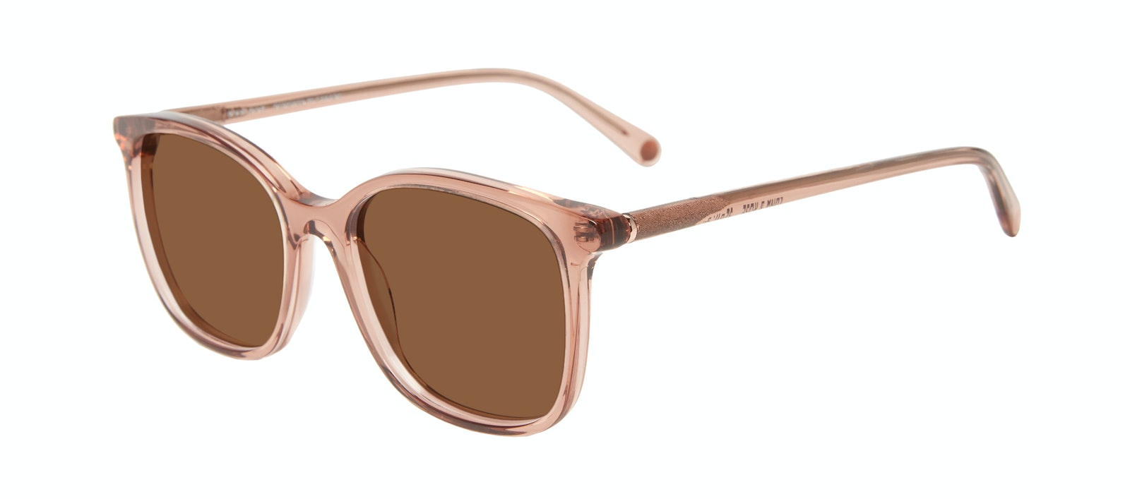 Affordable Fashion Glasses Square Sunglasses Women Luna Rose Tilt