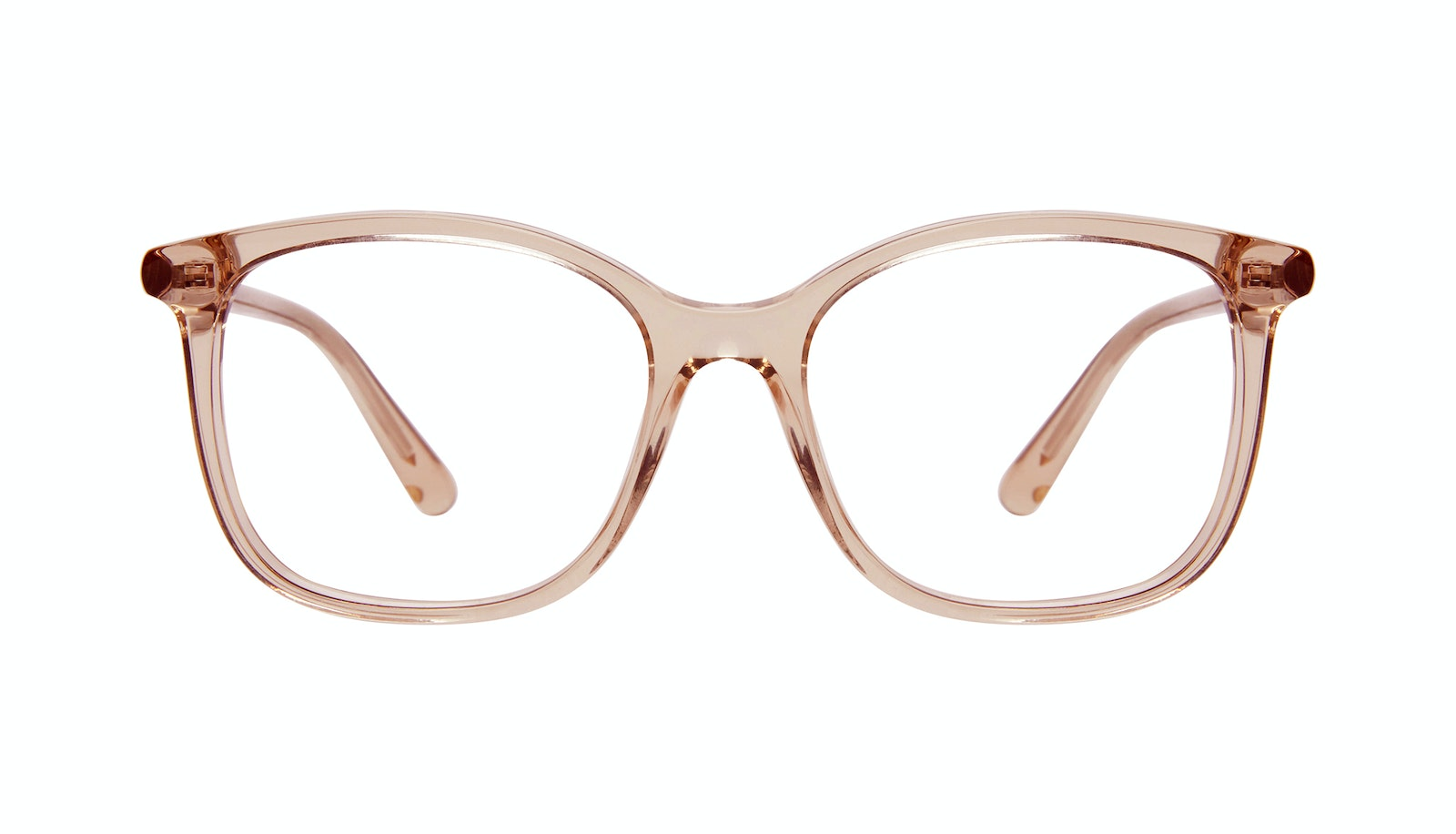 Affordable Fashion Glasses Square Eyeglasses Women Luna Rose