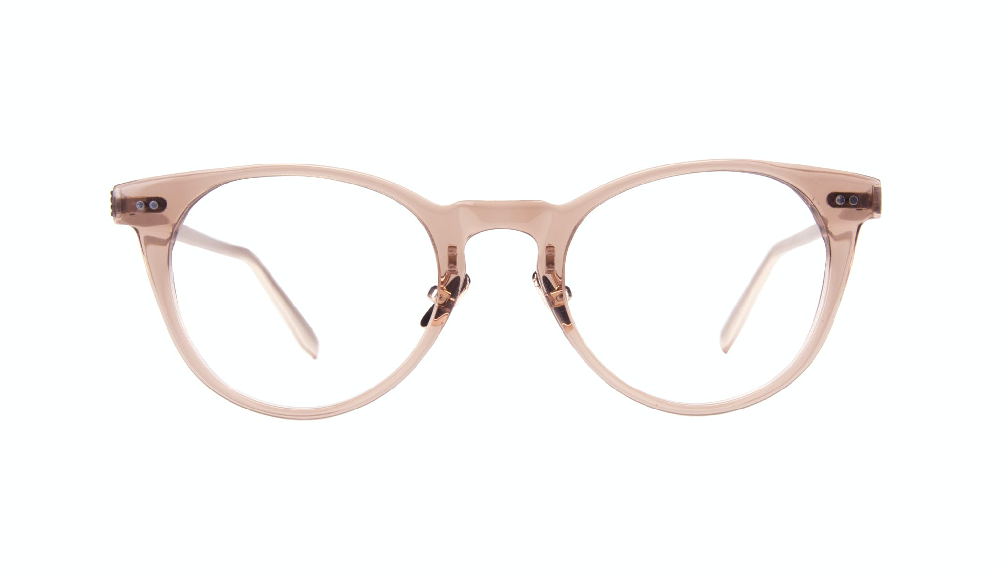 Affordable Fashion Glasses Round Eyeglasses Women Luv Rose