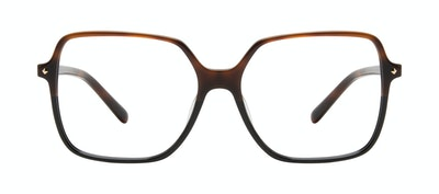 Affordable Fashion Glasses Square Eyeglasses Women Major Tawny Front