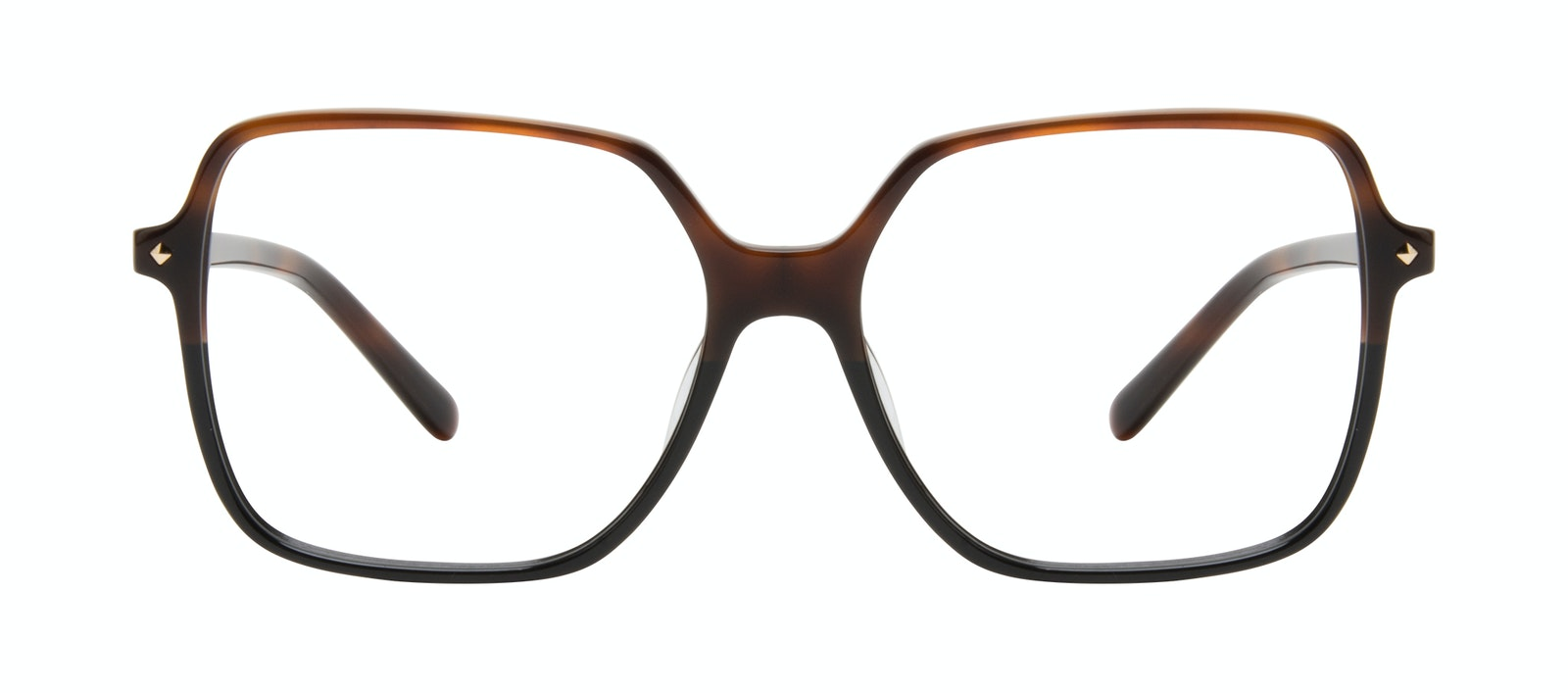 Affordable Fashion Glasses Square Eyeglasses Women Major Tawny Front