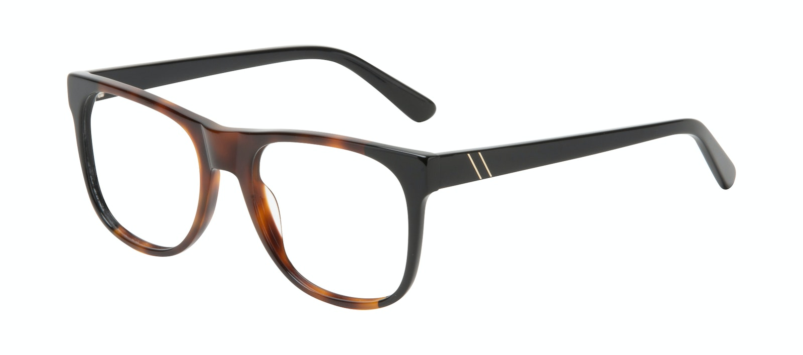 Affordable Fashion Glasses Square Eyeglasses Men Make Black Tort Tilt
