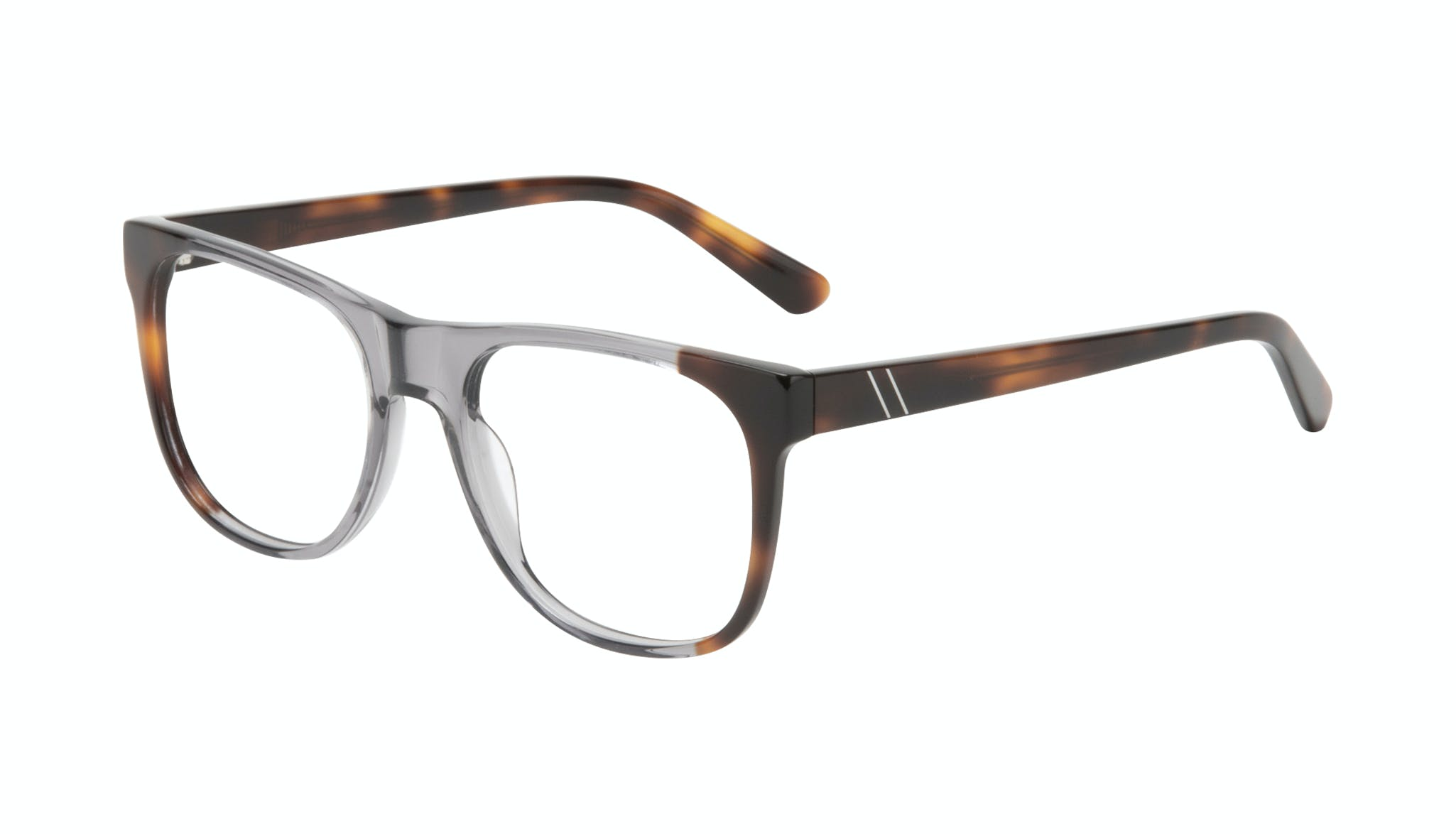 Affordable Fashion Glasses Square Eyeglasses Men Make Smokey Tort Tilt