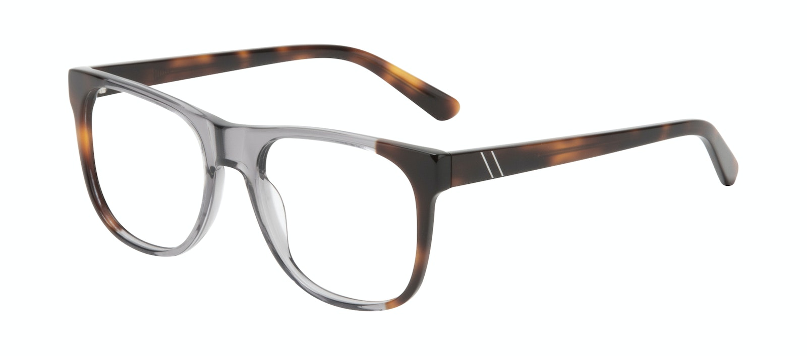 Affordable Fashion Glasses Square Eyeglasses Men Make Smokey Tort Tilt