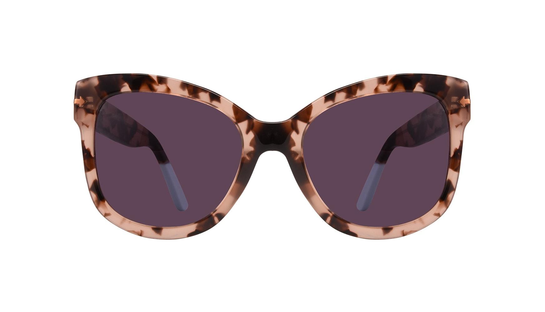 Lunettes tendance Oeil de chat Carrée Lunettes solaires Femmes Marlo Coastal