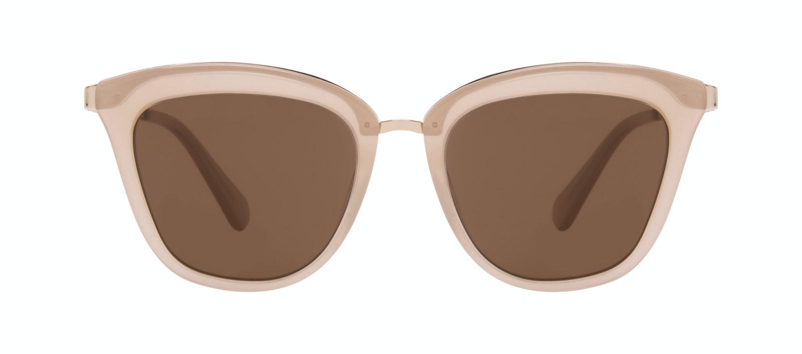 Affordable Fashion Glasses Cat Eye Sunglasses Women More Petite Bone Front