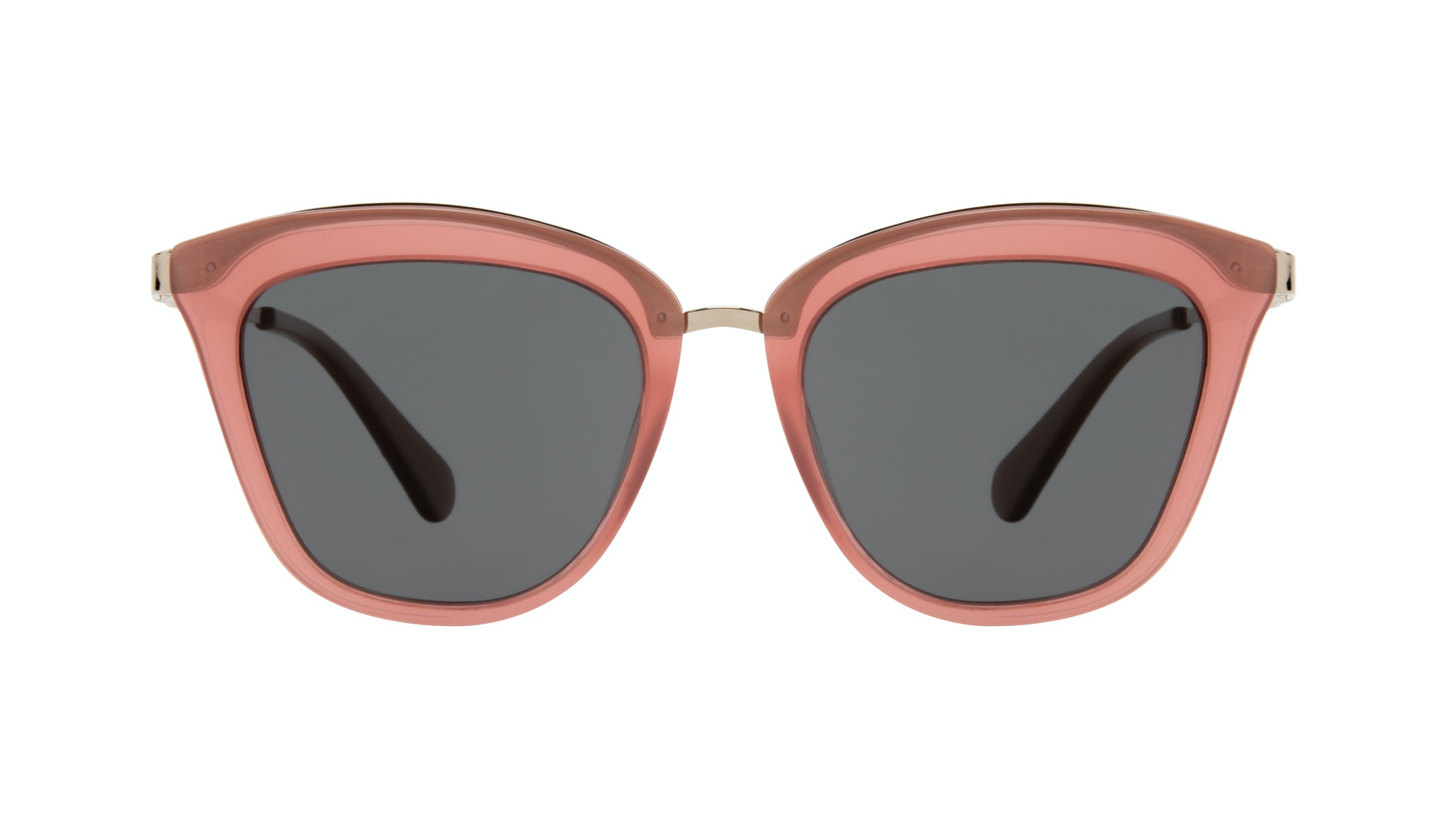 Affordable Fashion Glasses Cat Eye Sunglasses Women More Petite Red Front