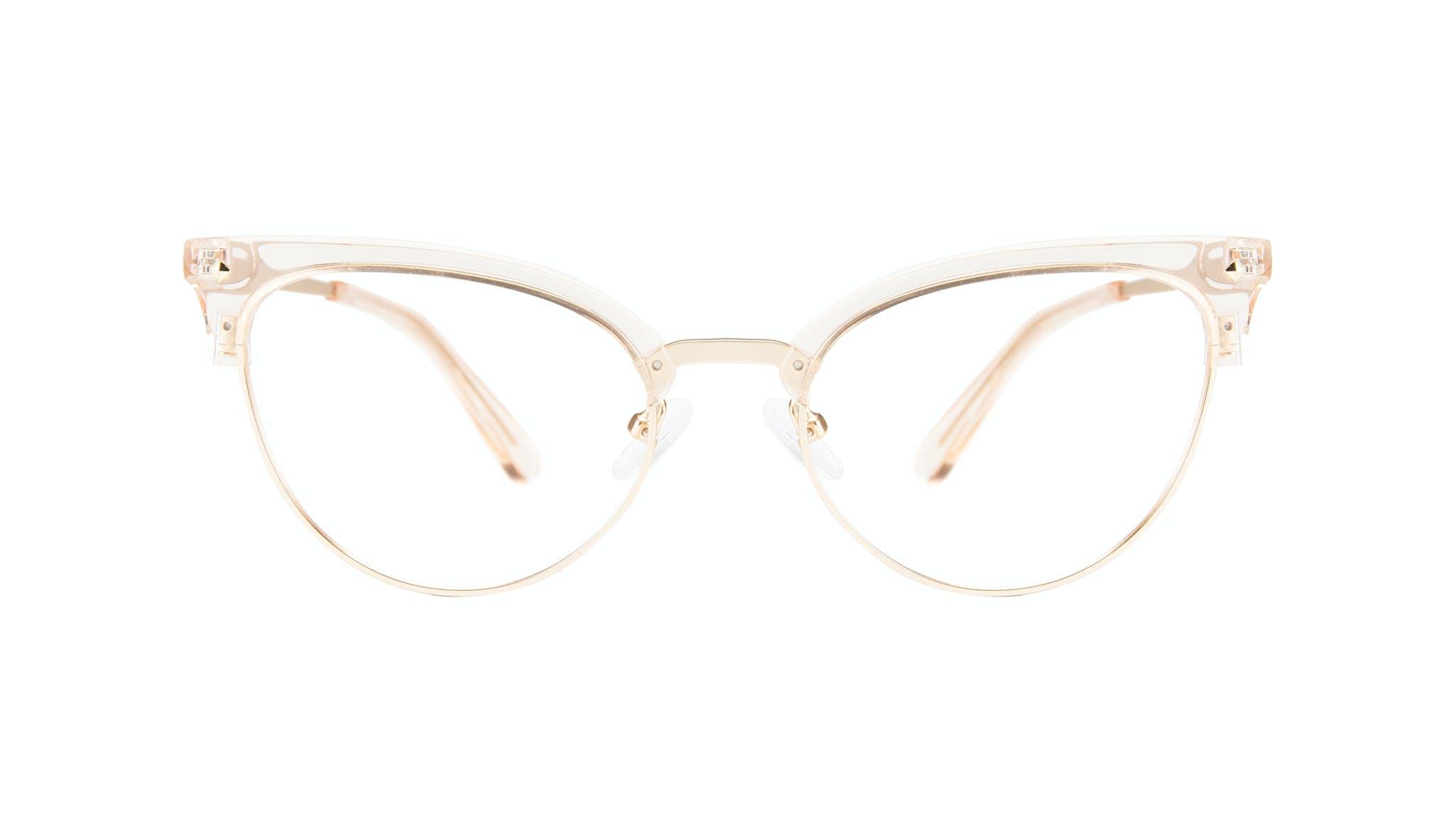 Affordable Fashion Glasses Cat Eye Daring Cateye Eyeglasses Women Moon Blond