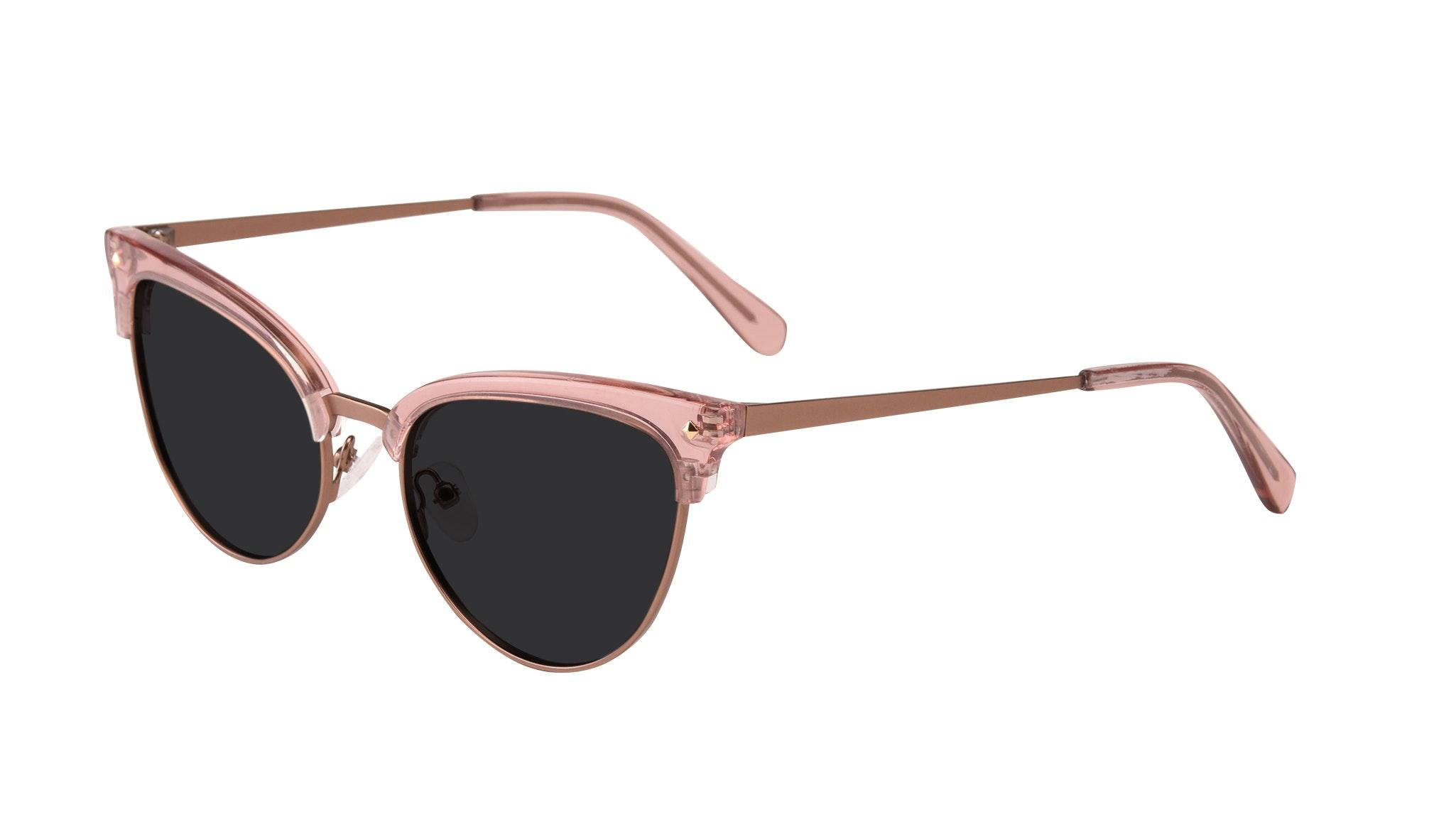 Affordable Fashion Glasses Cat Eye Daring Cateye Sunglasses Women Moon Rose Tilt