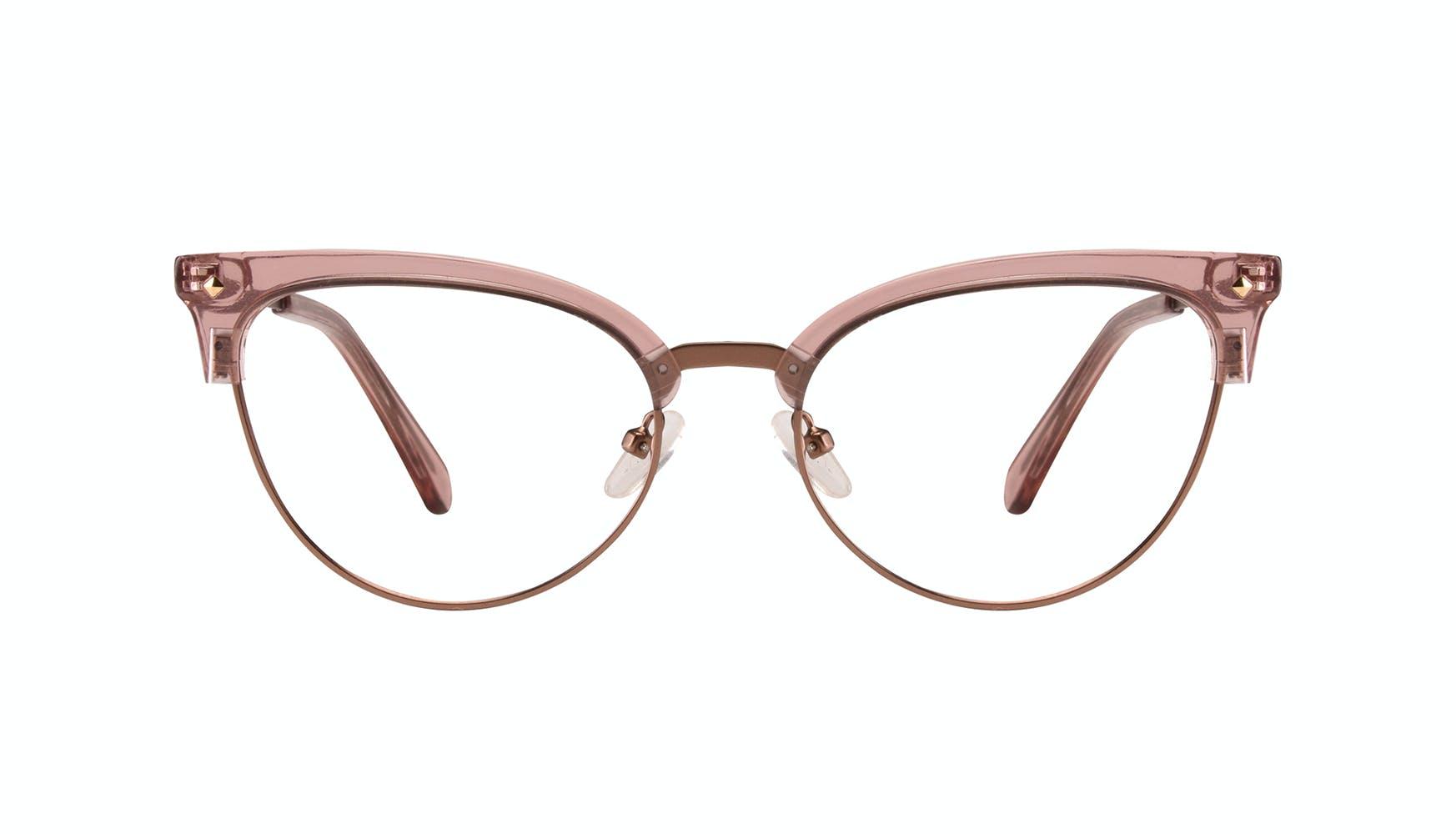 Affordable Fashion Glasses Cat Eye Daring Cateye Eyeglasses Women Moon Rose