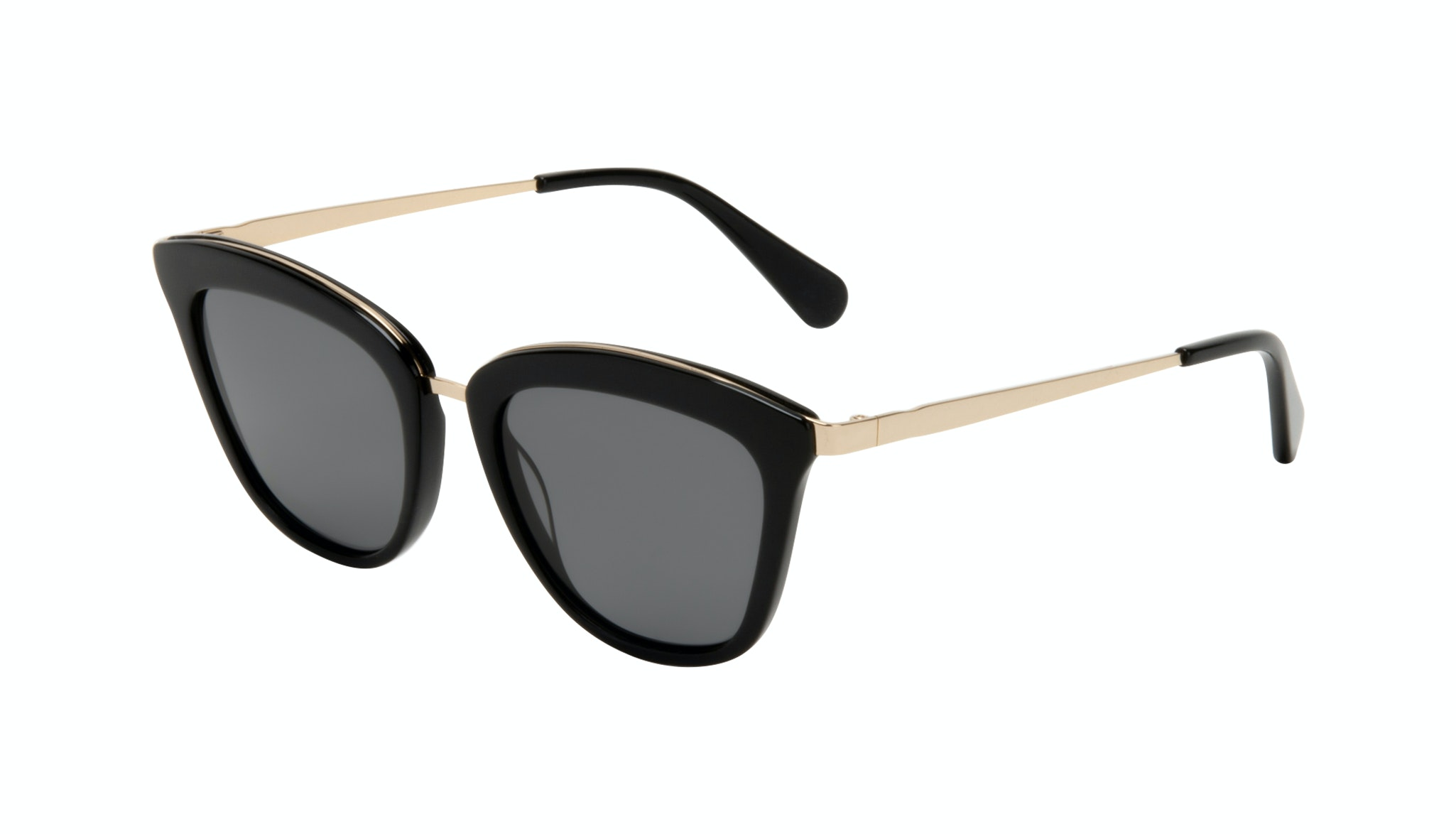 Affordable Fashion Glasses Cat Eye Sunglasses Women More Petite Onyx Tilt