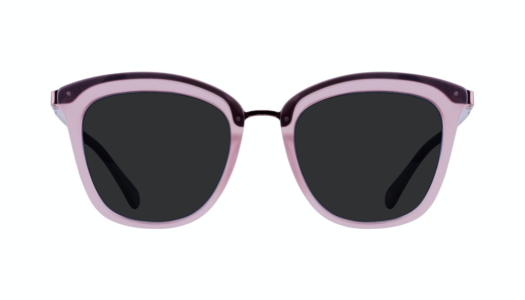 Affordable Fashion Glasses Rectangle Square Sunglasses Women More Blush