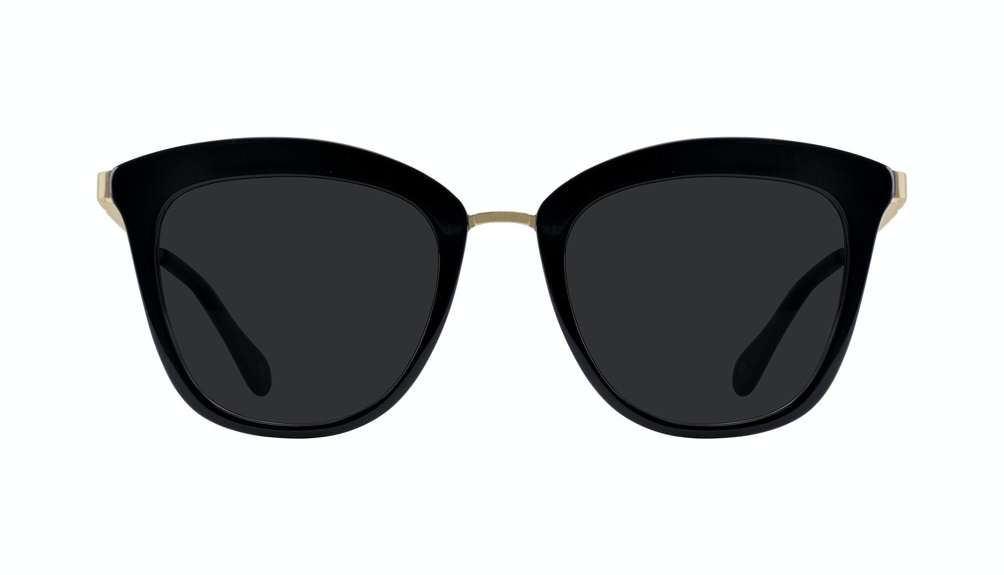 Affordable Fashion Glasses Rectangle Square Sunglasses Women More Onyx
