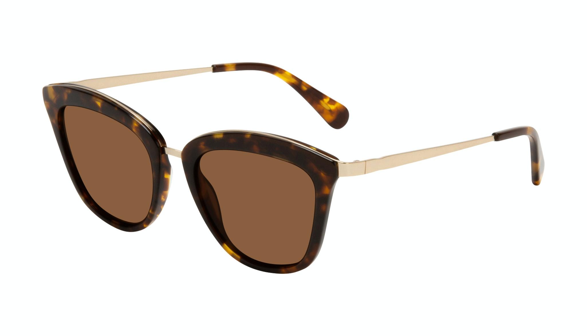 Affordable Fashion Glasses Rectangle Square Sunglasses Women More Tortoise Tilt
