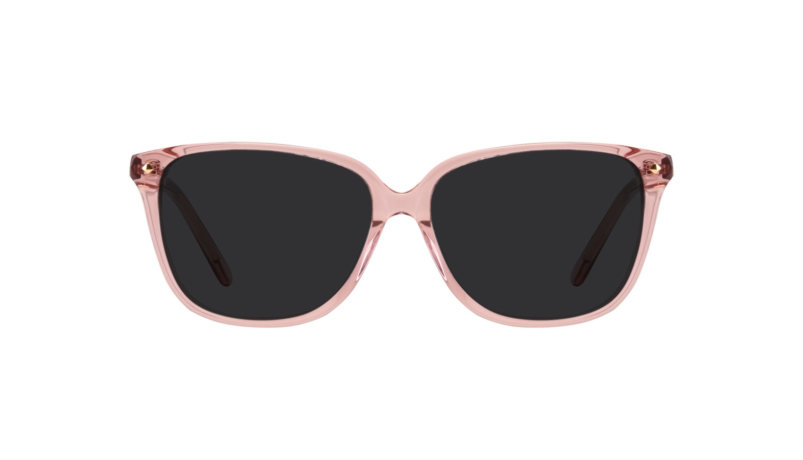 Affordable Fashion Glasses Rectangle Square Sunglasses Women Muse Rose
