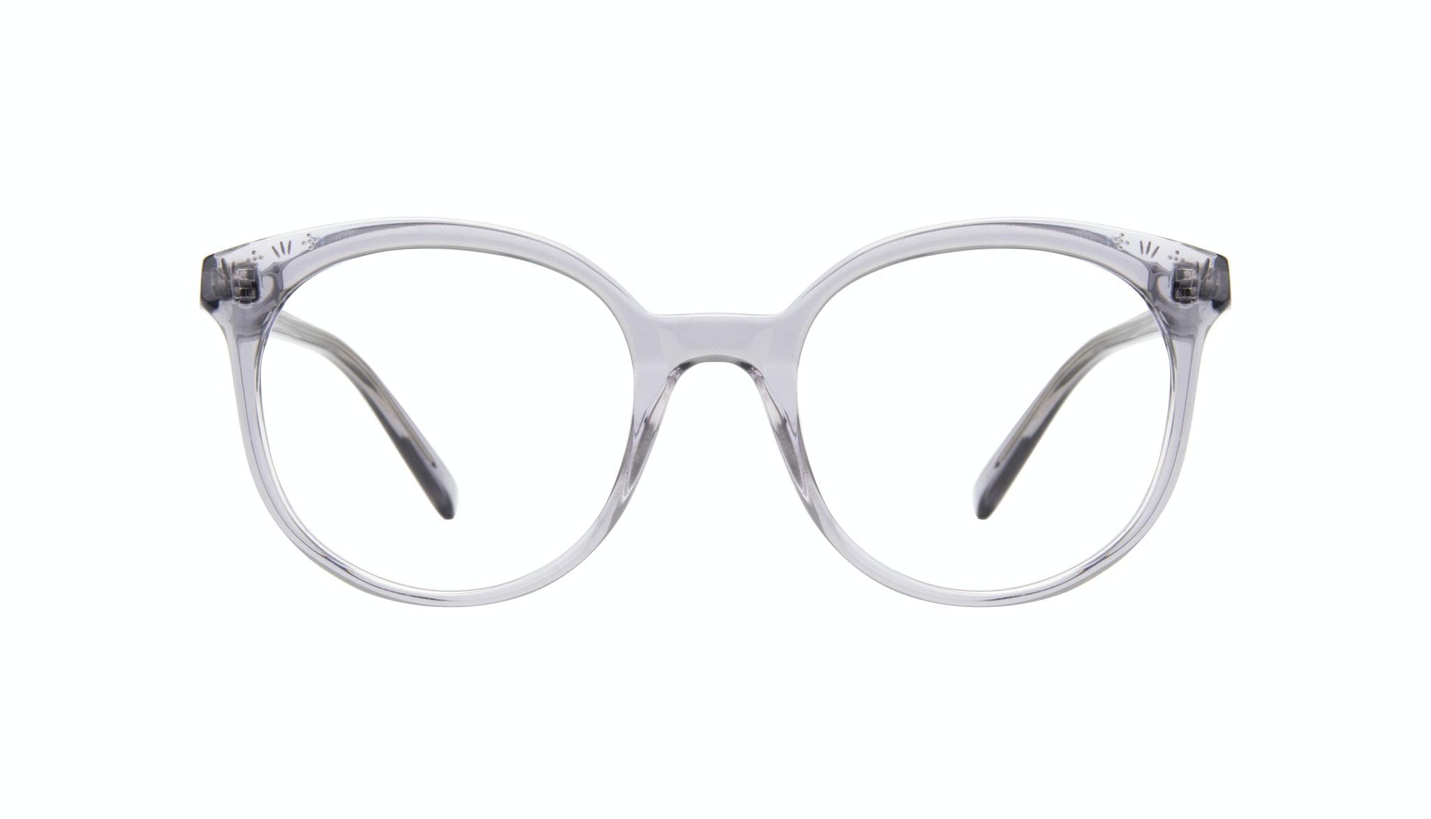Affordable Fashion Glasses Round Eyeglasses Women Must Grey