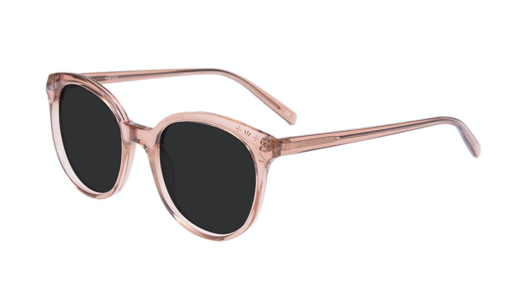 Affordable Fashion Glasses Round Sunglasses Women Must Rose Tilt