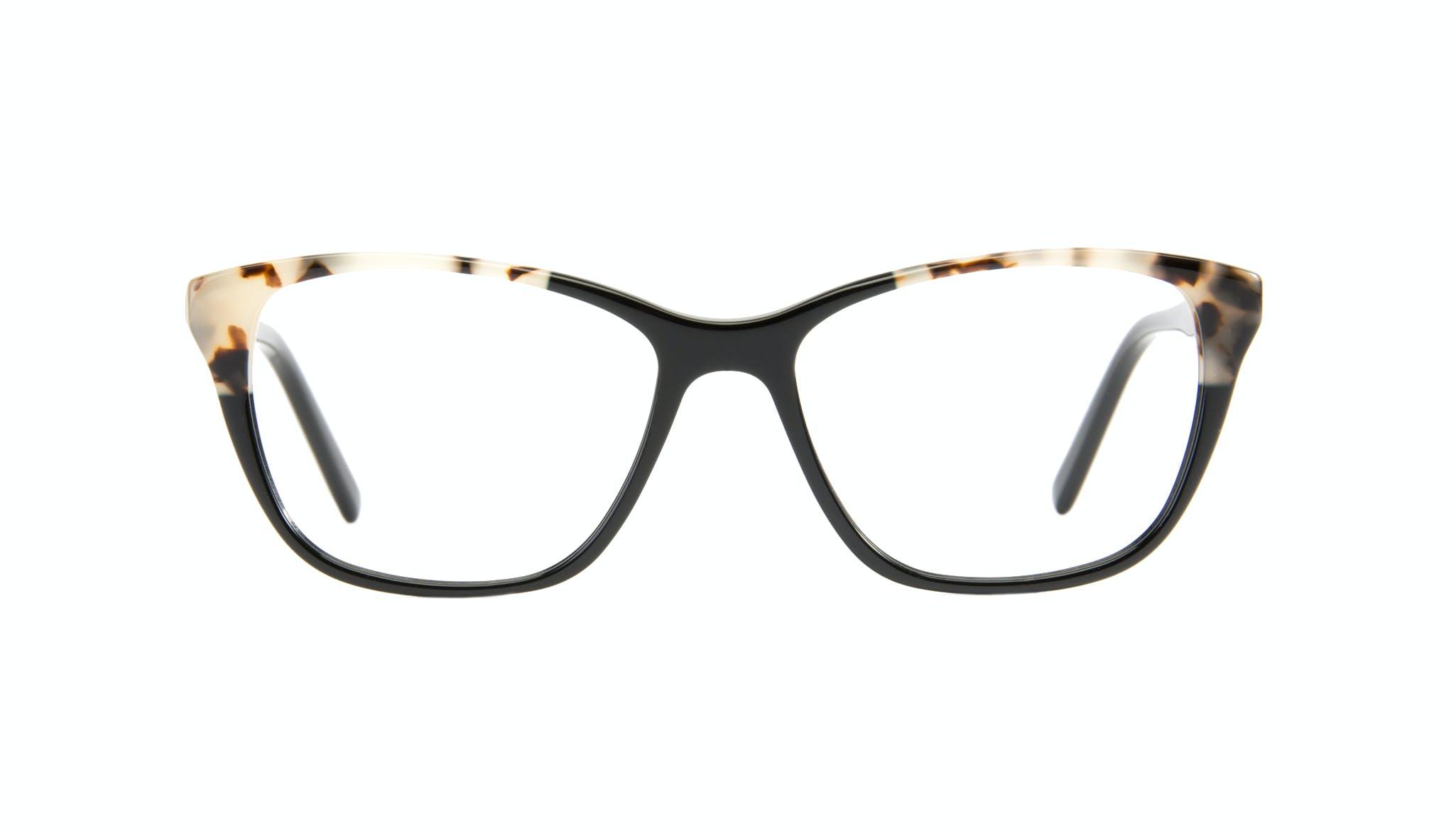 Lunettes tendance Oeil de chat Lunettes de vue Femmes Myrtle Petite Ebony Granite