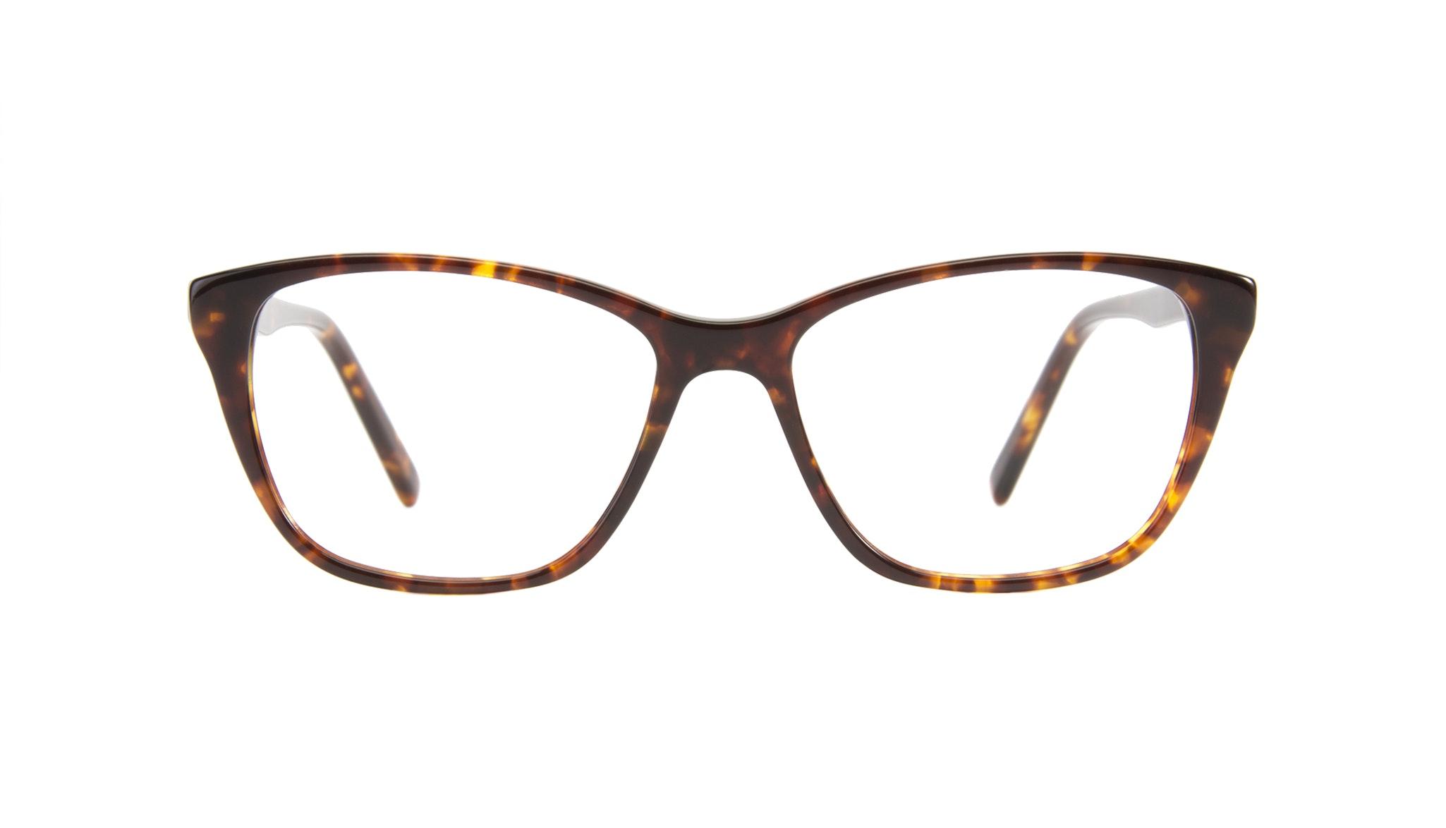 Affordable Fashion Glasses Cat Eye Eyeglasses Women Myrtle Petite Sepia Kiss