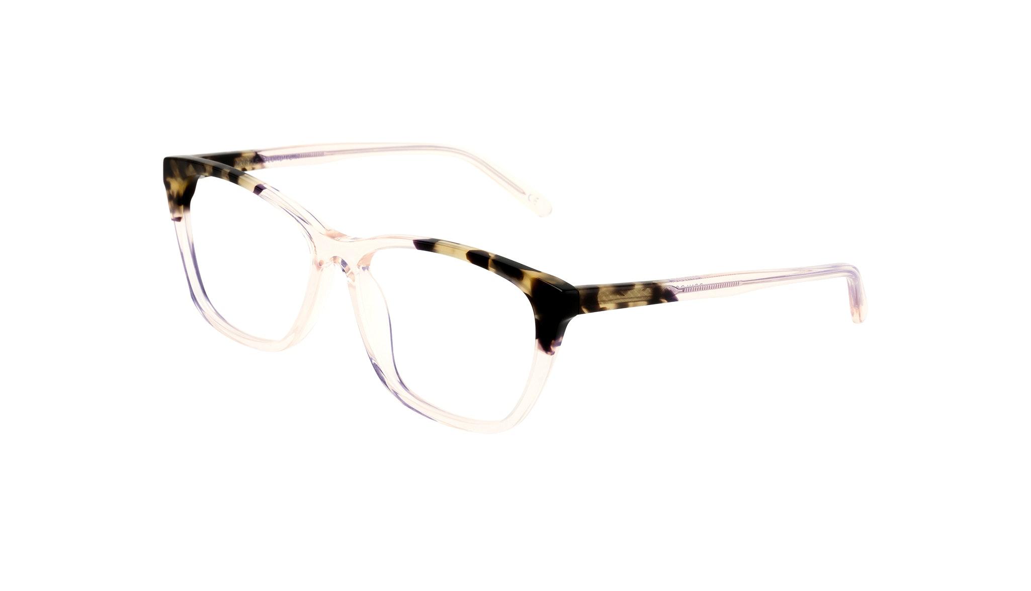 Affordable Fashion Glasses Cat Eye Rectangle Eyeglasses Women Myrtle Blond Tortoise Tilt
