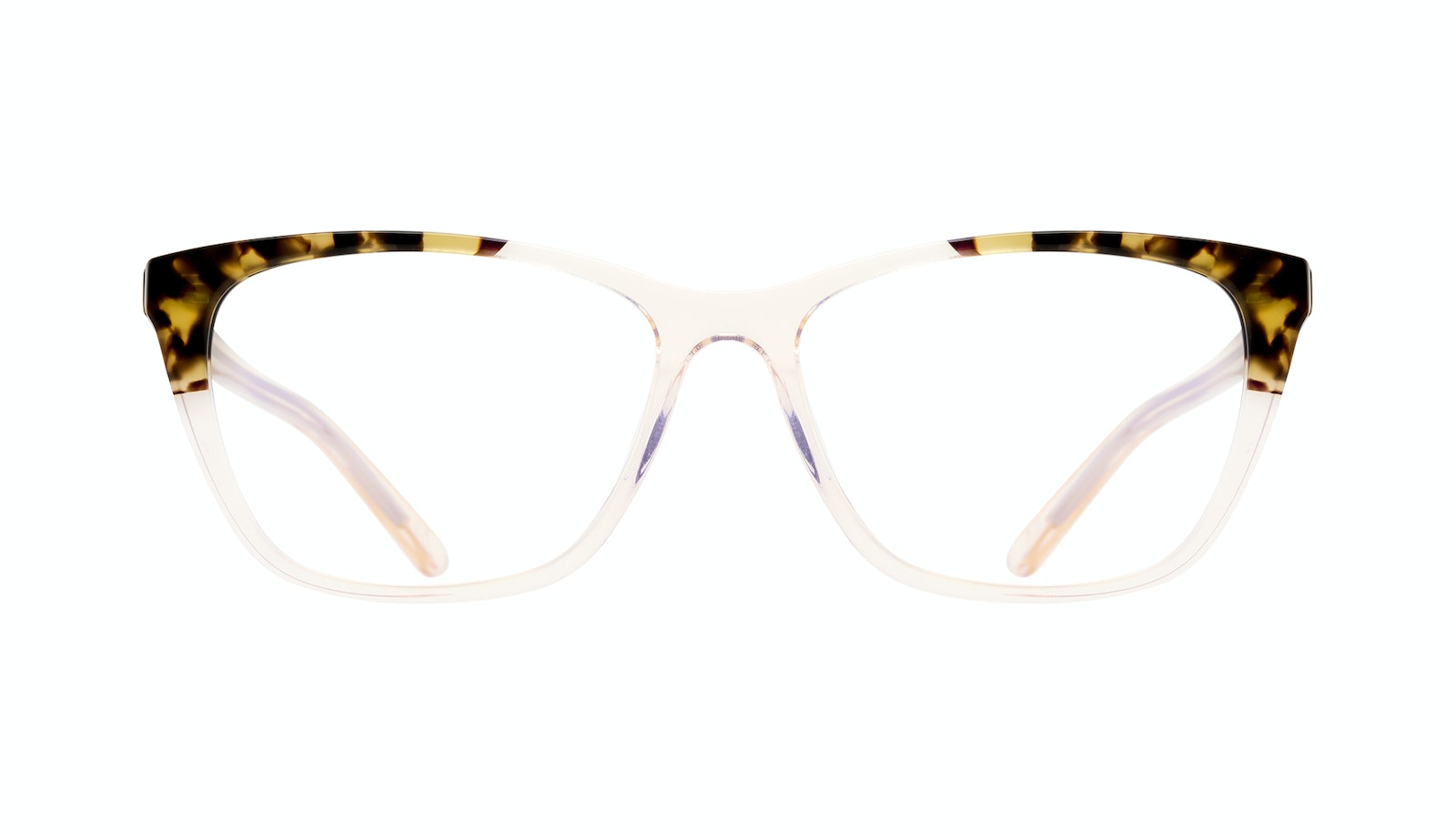 Affordable Fashion Glasses Cat Eye Rectangle Eyeglasses Women Myrtle Blond Tortoise