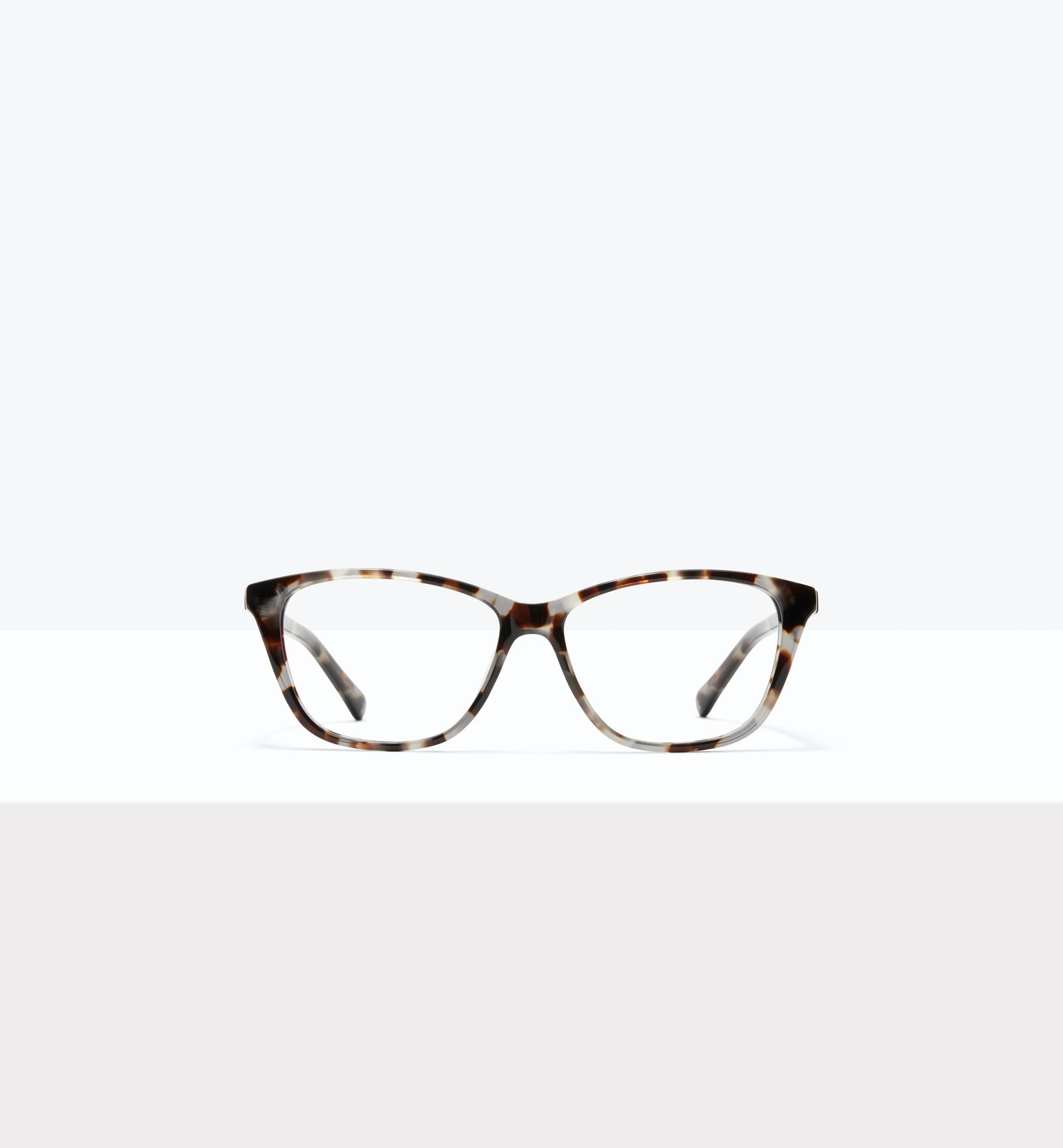 Affordable Fashion Glasses Cat Eye Rectangle Eyeglasses Women Myrtle M Blue Tort
