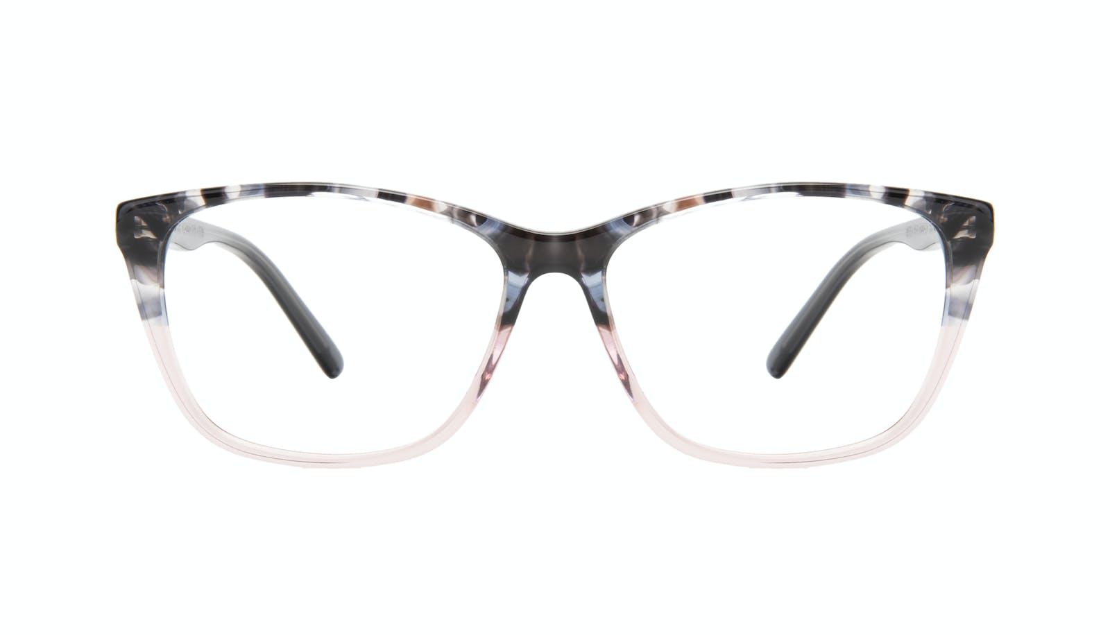 70abda3d1ea Affordable Fashion Glasses Cat Eye Rectangle Eyeglasses Women Myrtle  Carbone Pink