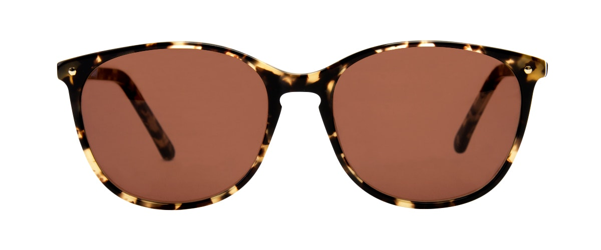 Affordable Fashion Glasses Rectangle Round Sunglasses Women Nadine Bingal