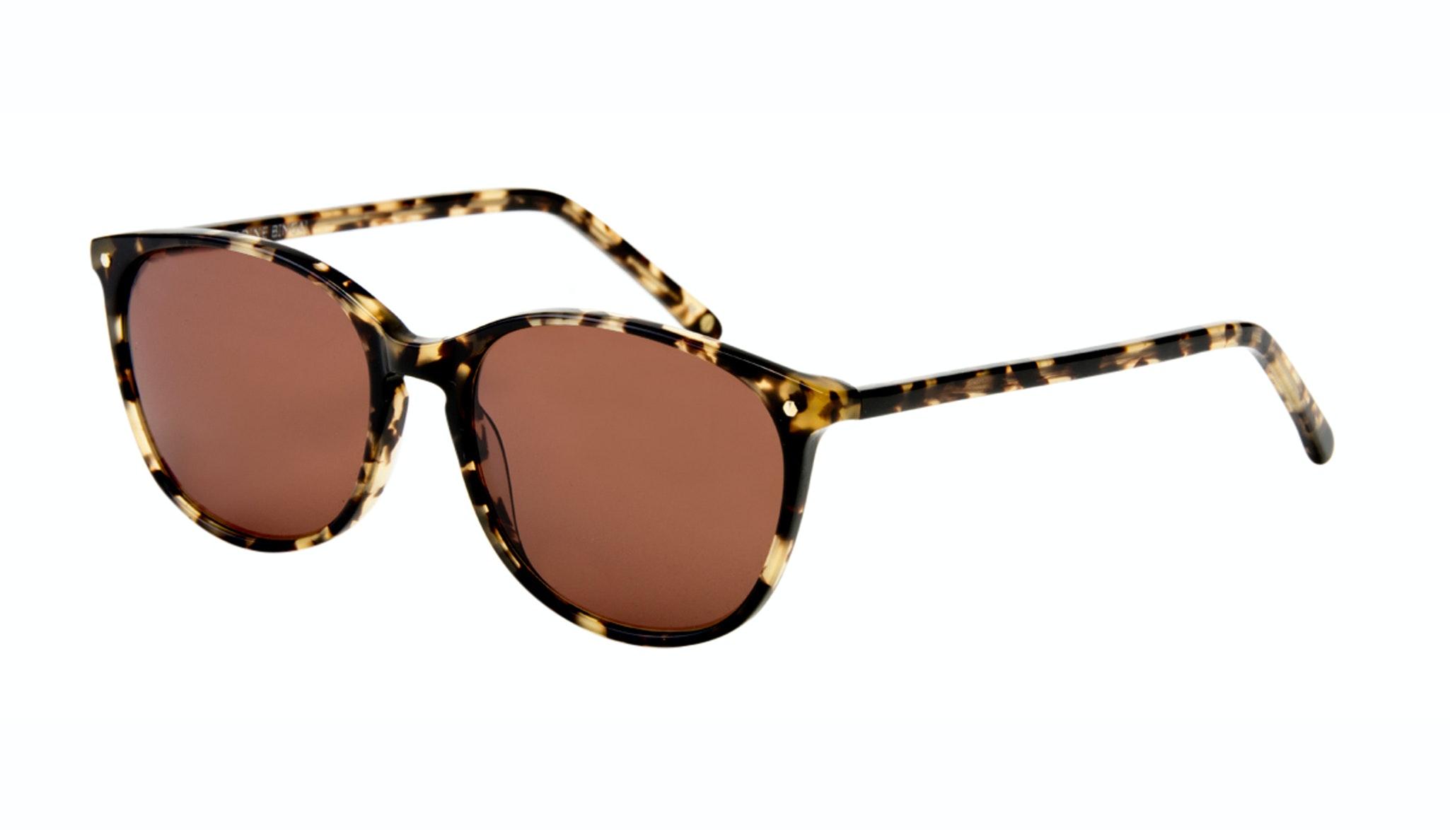 Affordable Fashion Glasses Rectangle Square Round Sunglasses Women Nadine Bingal Tilt