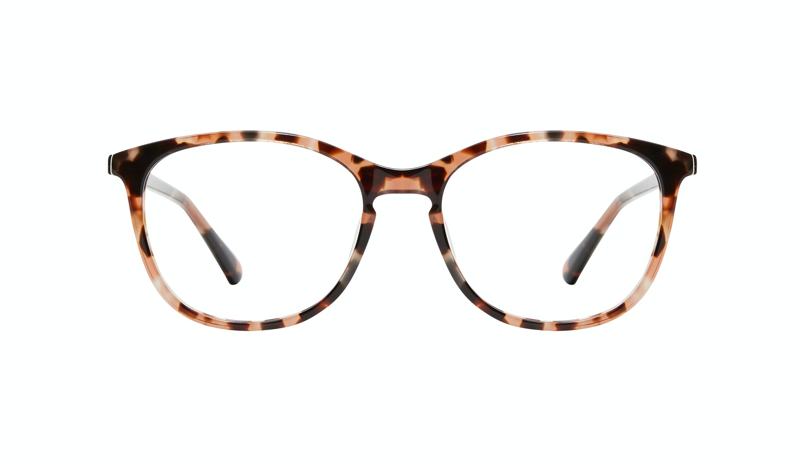 Affordable Fashion Glasses Rectangle Square Round Eyeglasses Women Nadine S Pink Tortoise