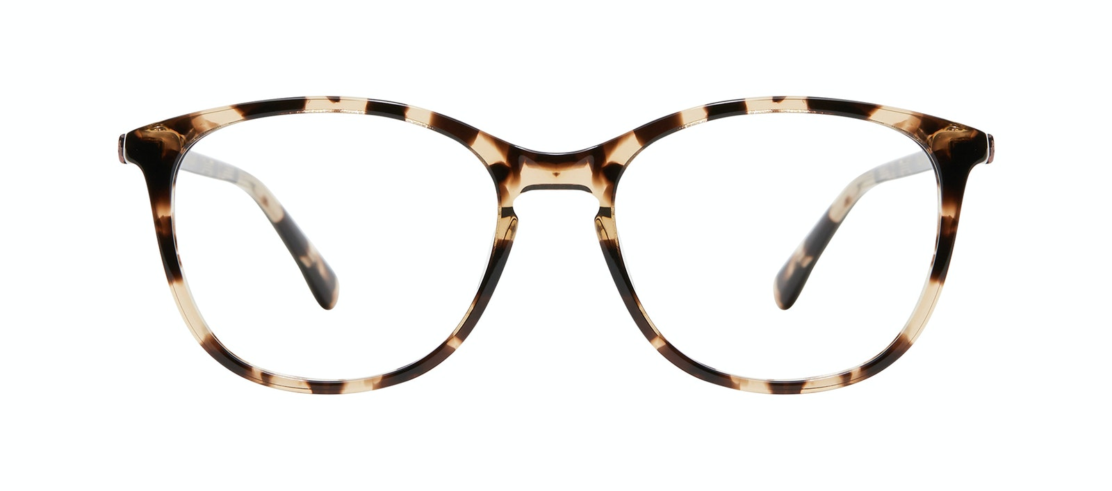 Affordable Fashion Glasses Rectangle Square Round Eyeglasses Women Nadine XL Snake Skin Front