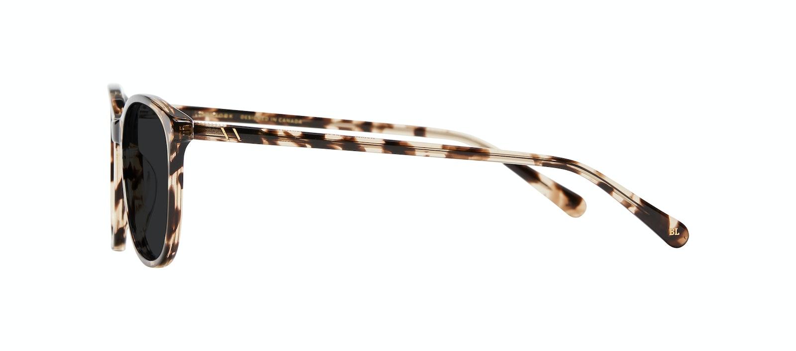 Affordable Fashion Glasses Rectangle Square Round Sunglasses Women Nadine S Snake Skin Side