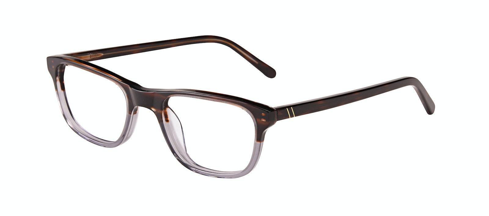 Affordable Fashion Glasses Rectangle Eyeglasses Men Neat Storm Tilt