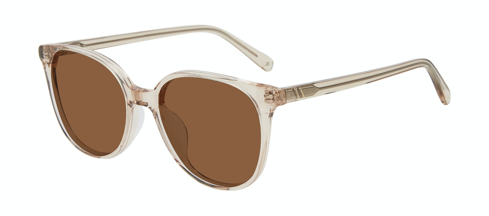 Affordable Fashion Glasses Square Sunglasses Women Novel Blond Tilt