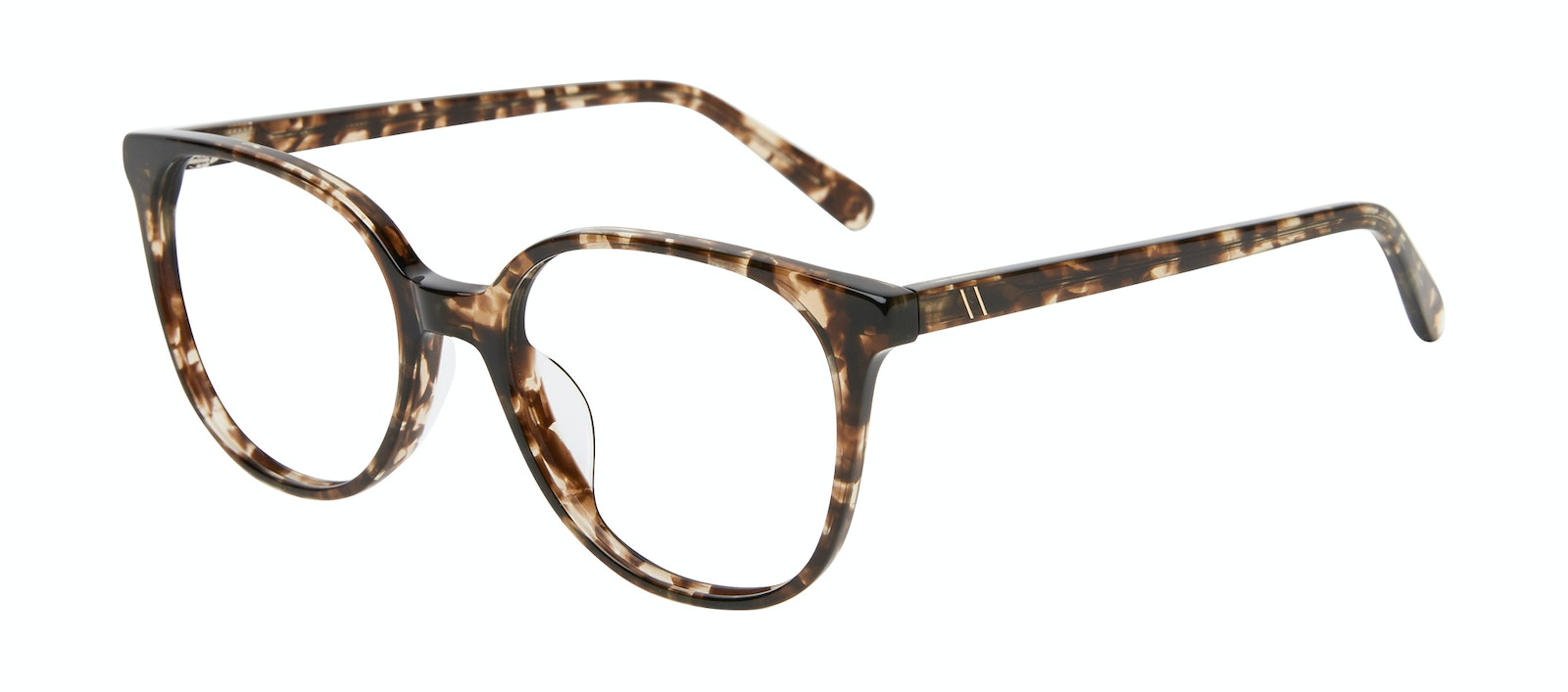 Affordable Fashion Glasses Square Eyeglasses Women Novel Leopard Tilt