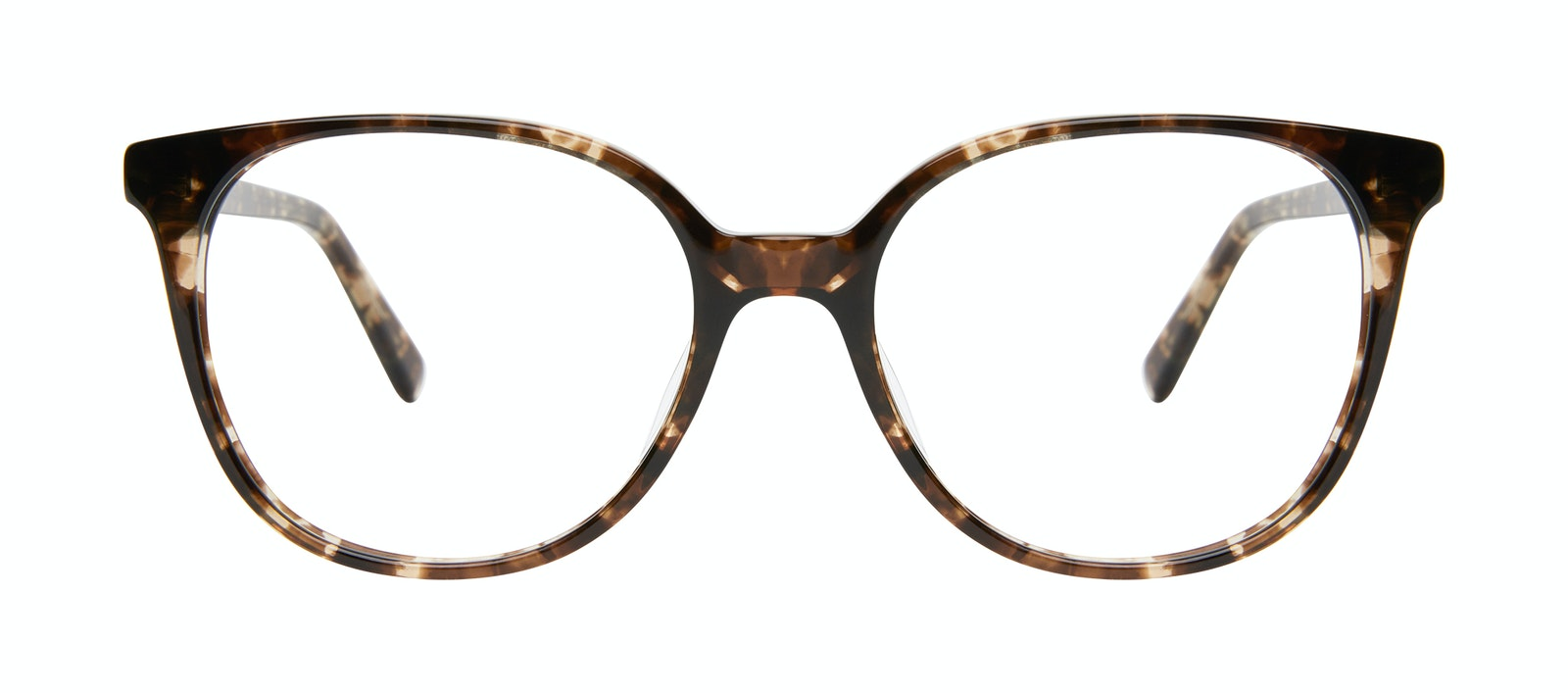 Affordable Fashion Glasses Square Eyeglasses Women Novel Leopard Front