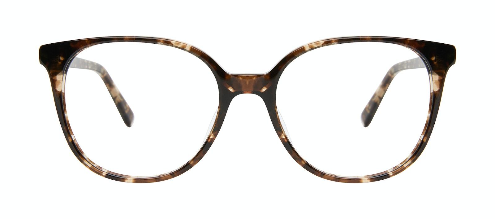 Lunettes tendance Carrée Lunettes de vue Femmes Novel Leopard Face