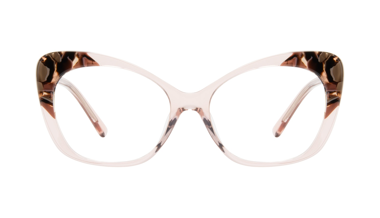 Affordable Fashion Glasses Cat Eye Eyeglasses Women Obvious Pink Quartz