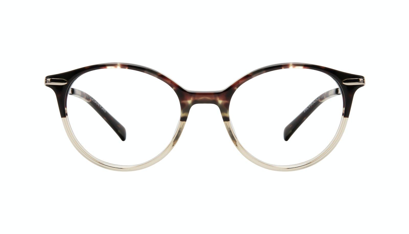 13748a0b3b5 Affordable Fashion Glasses Round Eyeglasses Women One Golden Tort