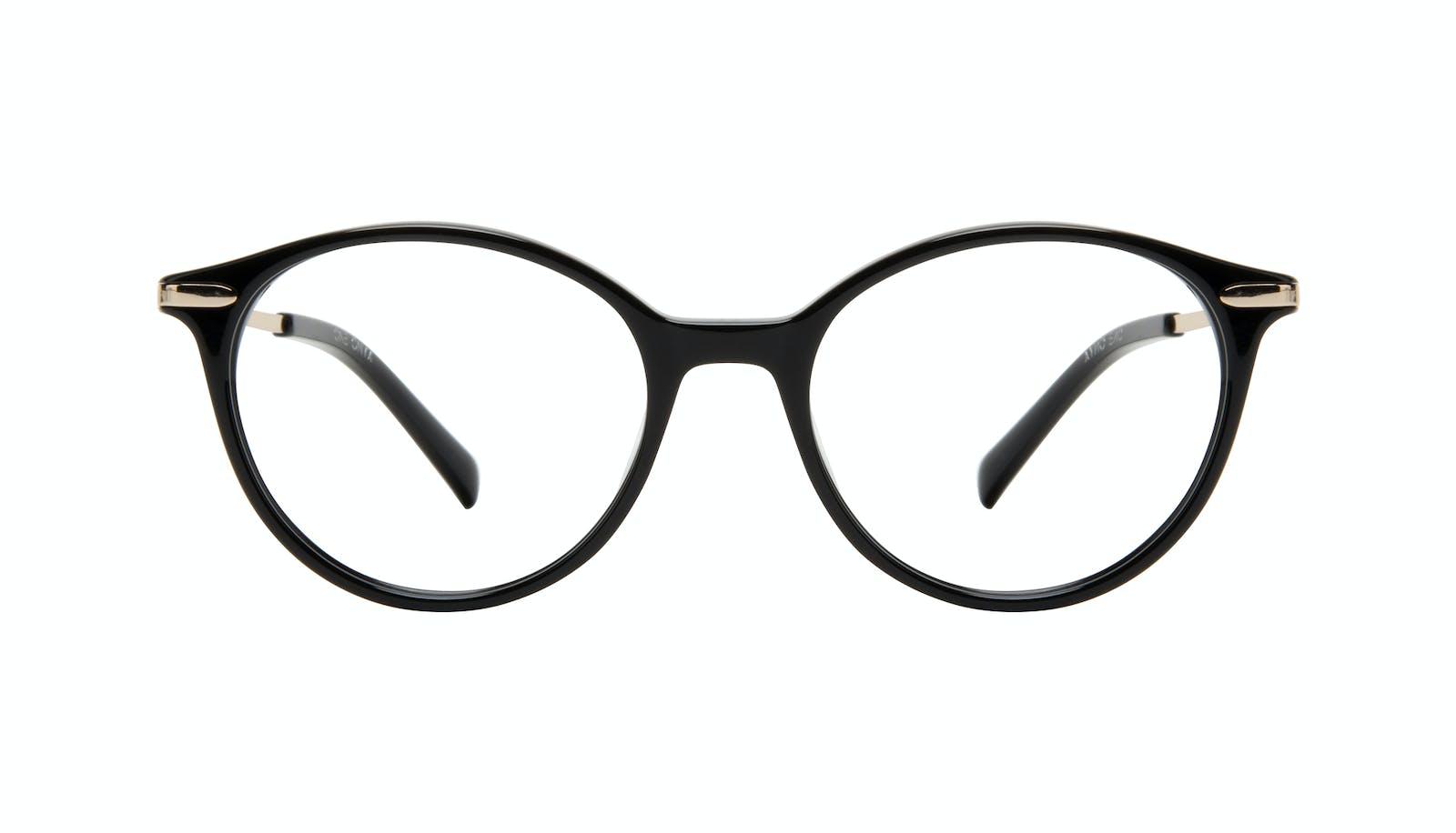 affbff21bc8 Affordable Fashion Glasses Round Eyeglasses Women One Onyx