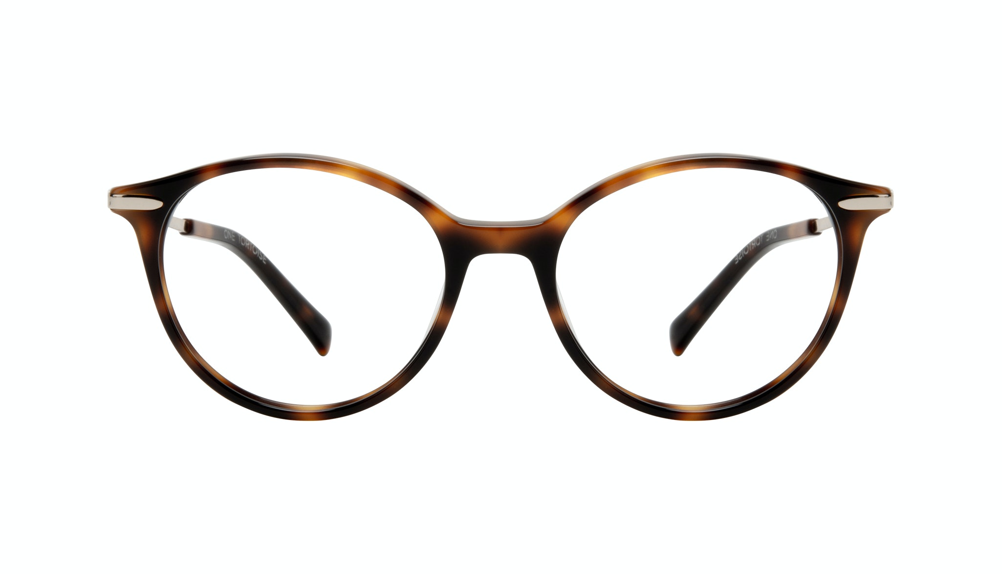 Affordable Fashion Glasses Round Eyeglasses Women One Tortoise
